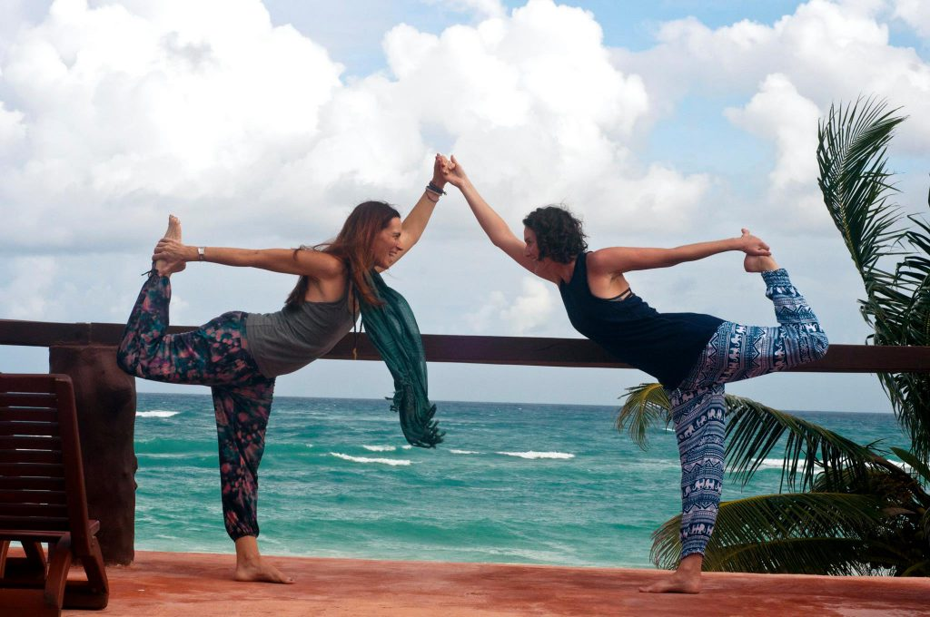 YOGA TRANSFORMATIONAL RETREAT IN TULUM