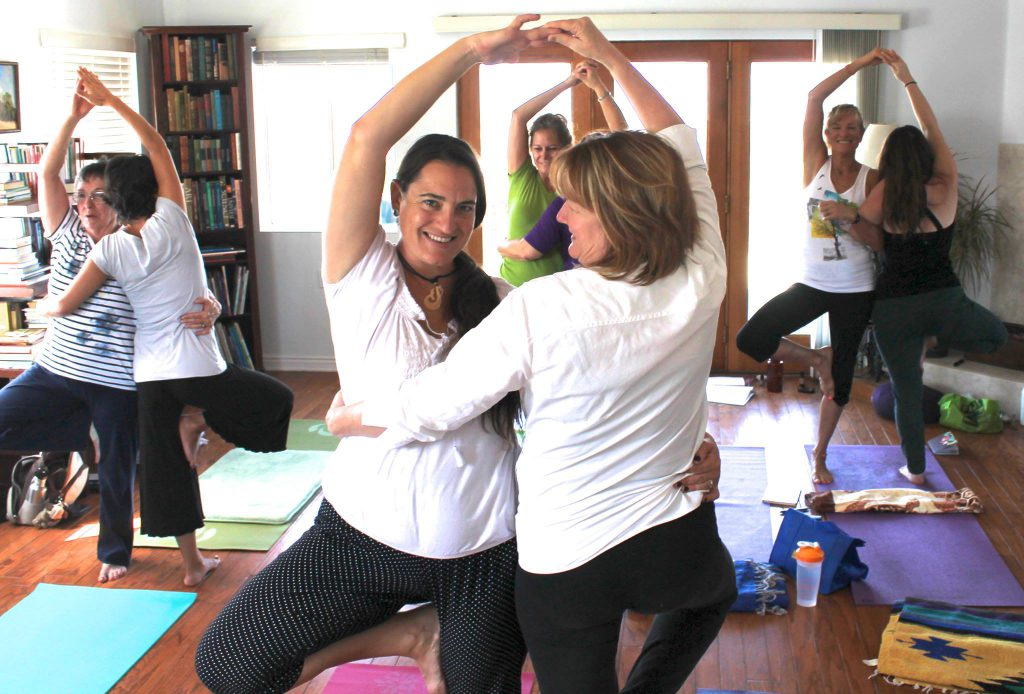 YOGA WOMEN EVENT PHOTO