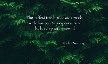 Bamboo Women Leaders Bend Instead of Breaking
